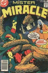 Cover Thumbnail for Mister Miracle (DC, 1971 series) #23