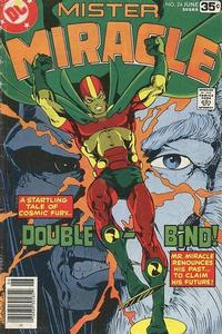 Cover Thumbnail for Mister Miracle (DC, 1971 series) #24