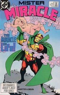 Cover Thumbnail for Mister Miracle (DC, 1989 series) #5 [Direct]