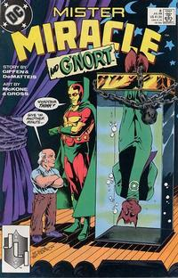 Cover Thumbnail for Mister Miracle (DC, 1989 series) #6 [Direct]