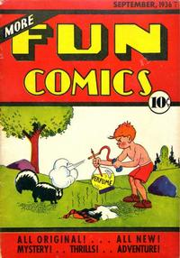 Cover Thumbnail for More Fun Comics (DC, 1936 series) #v2#1 [13]