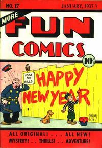 Cover Thumbnail for More Fun Comics (DC, 1936 series) #v2#5 (17)