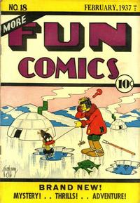 Cover Thumbnail for More Fun Comics (DC, 1936 series) #v2#6 (18)