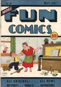 Cover Thumbnail for More Fun Comics (DC, 1936 series) #v2#8 (20)