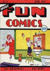 Cover for More Fun Comics (DC, 1936 series) #v2#9 (21)