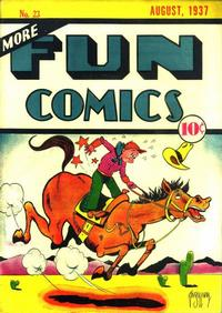 Cover for More Fun Comics (DC, 1936 series) #v2#11 (23)
