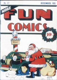 Cover Thumbnail for More Fun Comics (DC, 1936 series) #v3#3 (27)