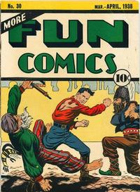 Cover Thumbnail for More Fun Comics (DC, 1936 series) #30