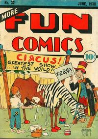 Cover Thumbnail for More Fun Comics (DC, 1936 series) #32