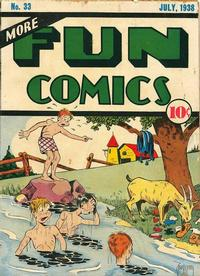 Cover Thumbnail for More Fun Comics (DC, 1936 series) #33