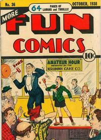 Cover Thumbnail for More Fun Comics (DC, 1936 series) #36