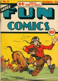Cover Thumbnail for More Fun Comics (DC, 1936 series) #37
