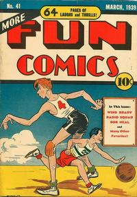 Cover Thumbnail for More Fun Comics (DC, 1936 series) #41