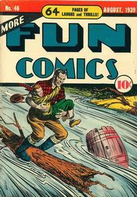 Cover Thumbnail for More Fun Comics (DC, 1936 series) #46