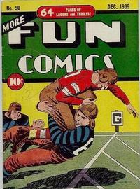 Cover Thumbnail for More Fun Comics (DC, 1936 series) #50
