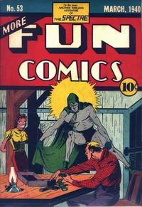Cover Thumbnail for More Fun Comics (DC, 1936 series) #53