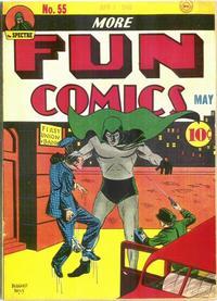 Cover Thumbnail for More Fun Comics (DC, 1936 series) #55