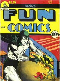 Cover Thumbnail for More Fun Comics (DC, 1936 series) #66