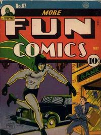 Cover Thumbnail for More Fun Comics (DC, 1936 series) #67