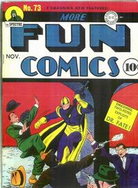 Cover Thumbnail for More Fun Comics (DC, 1936 series) #73