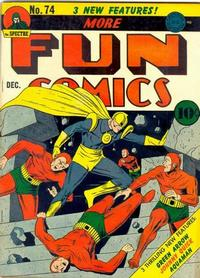 Cover Thumbnail for More Fun Comics (DC, 1936 series) #74