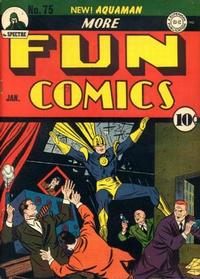 Cover Thumbnail for More Fun Comics (DC, 1936 series) #75