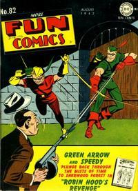 Cover Thumbnail for More Fun Comics (DC, 1936 series) #82