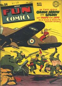 Cover Thumbnail for More Fun Comics (DC, 1936 series) #84
