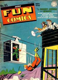 Cover Thumbnail for More Fun Comics (DC, 1936 series) #85