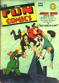 Cover Thumbnail for More Fun Comics (DC, 1936 series) #86