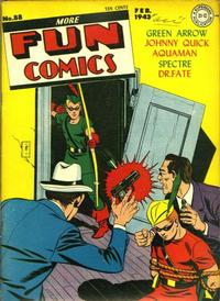 Cover Thumbnail for More Fun Comics (DC, 1936 series) #88