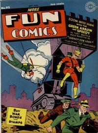 Cover Thumbnail for More Fun Comics (DC, 1936 series) #92