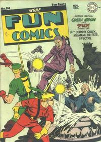 Cover Thumbnail for More Fun Comics (DC, 1936 series) #94