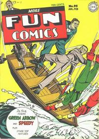 Cover Thumbnail for More Fun Comics (DC, 1936 series) #95
