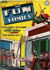 Cover Thumbnail for More Fun Comics (DC, 1936 series) #97