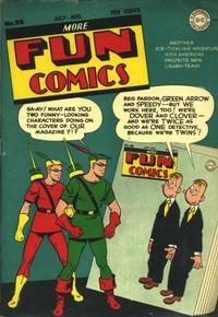 Cover Thumbnail for More Fun Comics (DC, 1936 series) #98