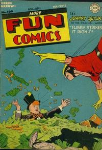 Cover Thumbnail for More Fun Comics (DC, 1936 series) #100