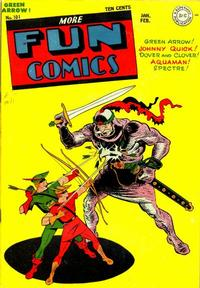 Cover Thumbnail for More Fun Comics (DC, 1936 series) #101