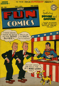 Cover Thumbnail for More Fun Comics (DC, 1936 series) #104