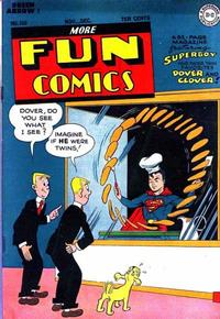 Cover Thumbnail for More Fun Comics (DC, 1936 series) #106