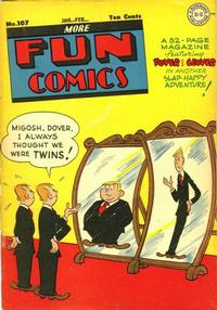 Cover Thumbnail for More Fun Comics (DC, 1936 series) #107