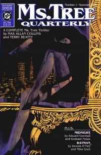 Cover Thumbnail for Ms. Tree Quarterly (DC, 1990 series) #1