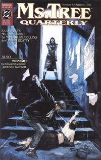 Cover Thumbnail for Ms. Tree Quarterly (DC, 1990 series) #5