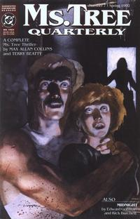 Cover Thumbnail for Ms. Tree Quarterly (DC, 1990 series) #7