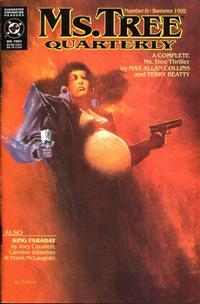 Cover Thumbnail for Ms. Tree Quarterly (DC, 1990 series) #8