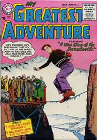 Cover Thumbnail for My Greatest Adventure (DC, 1955 series) #3