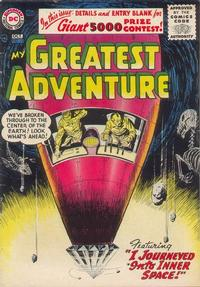 Cover Thumbnail for My Greatest Adventure (DC, 1955 series) #11