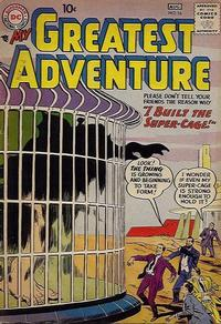 Cover Thumbnail for My Greatest Adventure (DC, 1955 series) #16