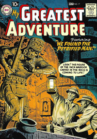 Cover Thumbnail for My Greatest Adventure (DC, 1955 series) #17