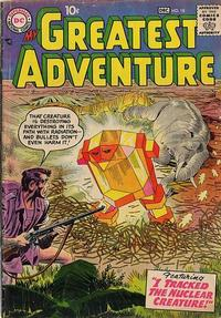 Cover Thumbnail for My Greatest Adventure (DC, 1955 series) #18